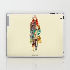 Until She Smiles Laptop & iPad Skin