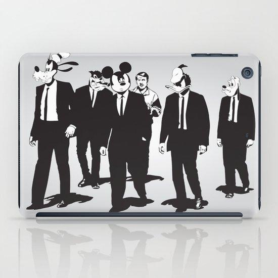 Walt's Protection Crew iPad Case