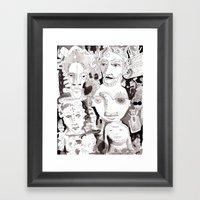Loophole Framed Art Print