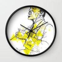 JoJones Wall Clock