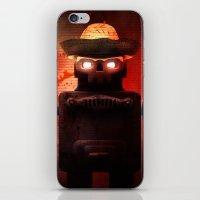 ñerotronic halloween iPhone & iPod Skin