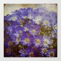 MY BOHEME FLOWERS Canvas Print