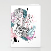 Gooey Stationery Cards