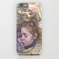 iPhone & iPod Case featuring Dreaming by busymockingbird