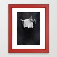 Das letzte Geschenk Framed Art Print
