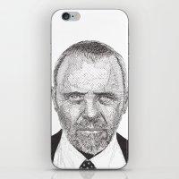 Anthony iPhone & iPod Skin