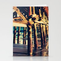 Cherry Grove SC Fishing … Stationery Cards