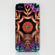 Tha Magical Lake iPhone (4, 4s) Slim Case
