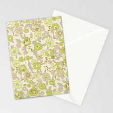 small vintage floral Stationery Cards