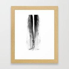 Silks Framed Art Print
