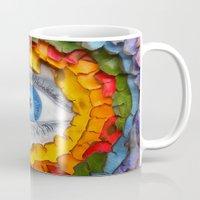 Rainbow Burn Mug