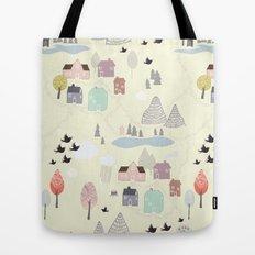 'Den lilla Staden' Tote Bag