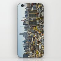 New York City from Tribeca. iPhone & iPod Skin