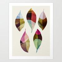 Magnificent Magnolias Art Print