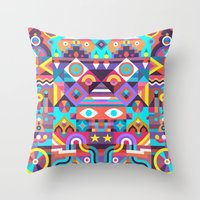 Jackpot Throw Pillow