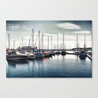 Toronto Lakeshore Canvas Print