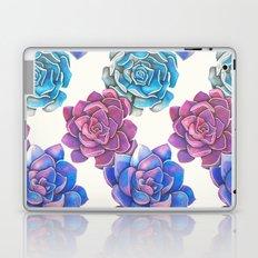 Vibrant Succulents  Laptop & iPad Skin