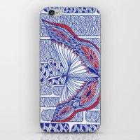 Mariposa iPhone & iPod Skin