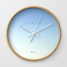 The Flight Wall Clock