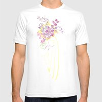 Rapunzel, Rapunzel, Let … Mens Fitted Tee White SMALL