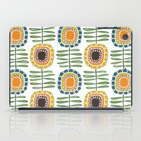 MCM Sunflowers iPad Case