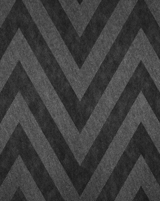 Jersey Chevron Canvas Print