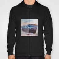 3D Mountains Hoody
