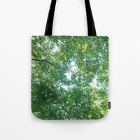 Forest 012 Tote Bag