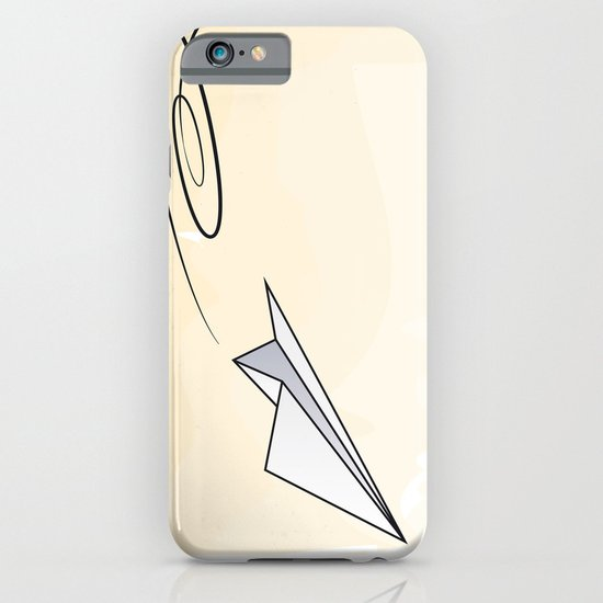 Paperplane iPhone & iPod Case