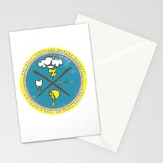 National Lemonade Makers Society Crest Stationery Cards