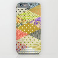 iPhone & iPod Case featuring RHOMB SOUP / PATTERN SERIES 002 by ICE CREAM FOR FREE