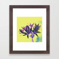 Wild Garlic  Framed Art Print