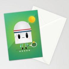 Match Point Stationery Cards