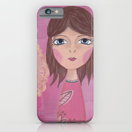 Courage iPhone & iPod Case