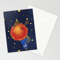 The Prince and the Rose Stationery Cards
