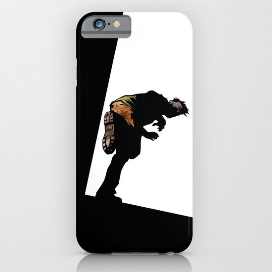 RUN ZOMBIE RUN! iPhone & iPod Case