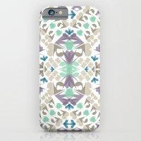 iPhone & iPod Case featuring PETUNIA by La Señora