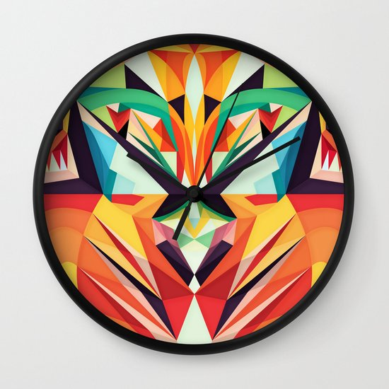 What Now Wall Clock