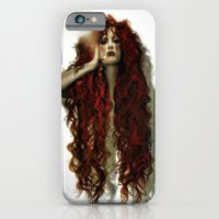 iPhone & iPod Case featuring Waiting To Exhale by    Amy Anderson