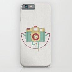 1, 2, 3, click! iPhone 6 Slim Case