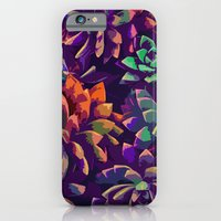iPhone & iPod Case featuring Cali Succulents 3 by Nina May Designs