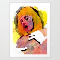 eros 02 Art Print