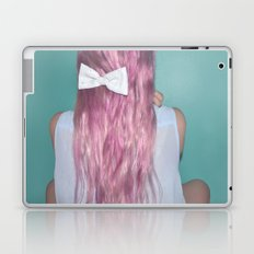Nebula Girl Laptop & iPad Skin