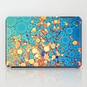 Sky and Leaves iPad Case