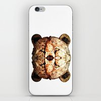 Two-Headed Bear iPhone & iPod Skin