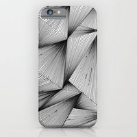 iPhone Cases featuring Structure (XYZ) by Rui Ribeiro