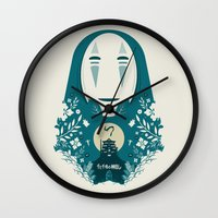 Spirited Wall Clock
