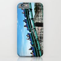 iPhone & iPod Case featuring Rollercoaster by Nevermind the Camera