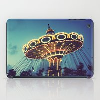 Blue Hour At The Carniva… iPad Case