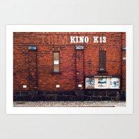 Kino K13 Art Print